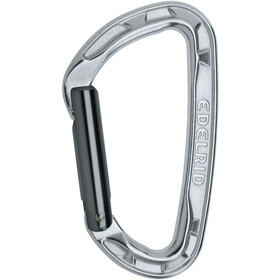 Edelrid Pure Straight Carabiner silver